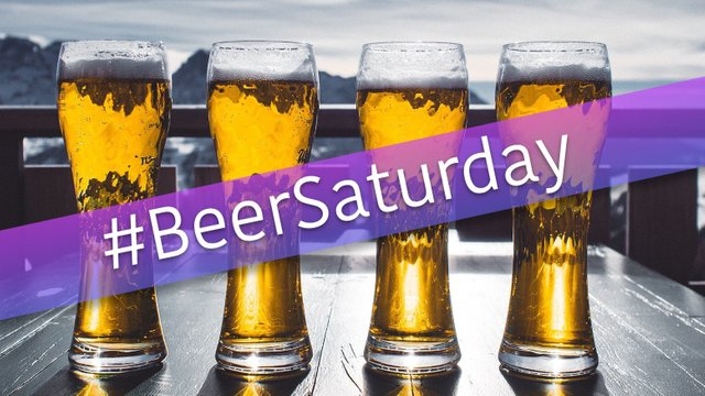 Steemit BeerSaturday Challenge by Detlev.jpg