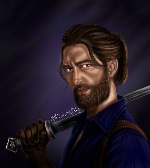 Francisftlp-Digital Drawing-Magnus, The Warrior.png
