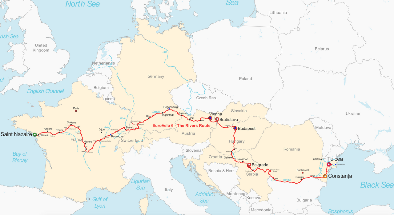 EuroVelo 6 map.png