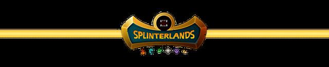 Splinterlands Divider