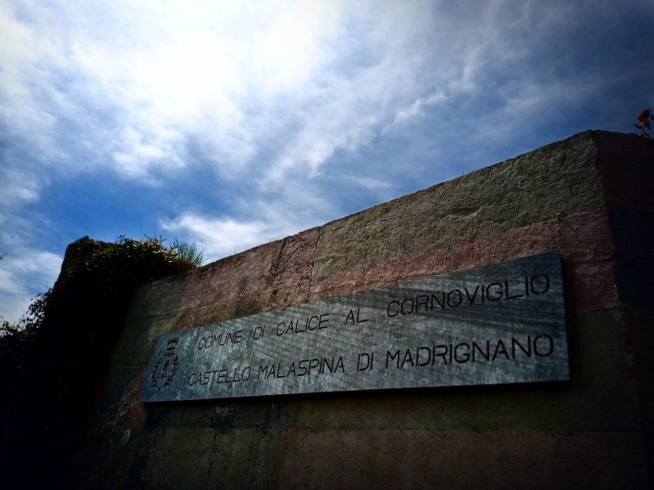 Madrignano Castle Locality