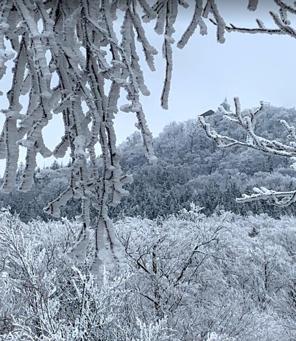 Zimowa Ślęża