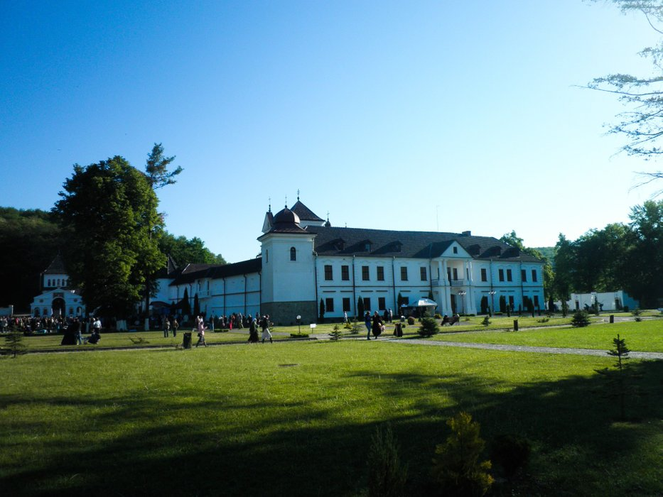 On the territory of the Univ monastery
