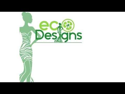 Tita Sandrine, ecoDesigns 2021 graduand