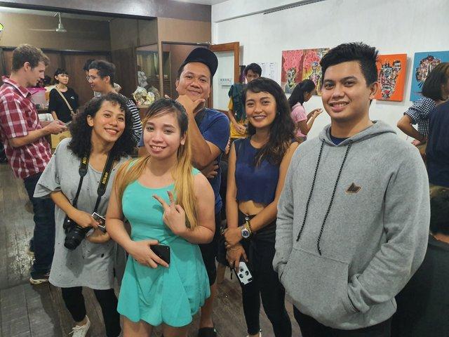 Steem Philippine members posing at Remote Tasks.jpg