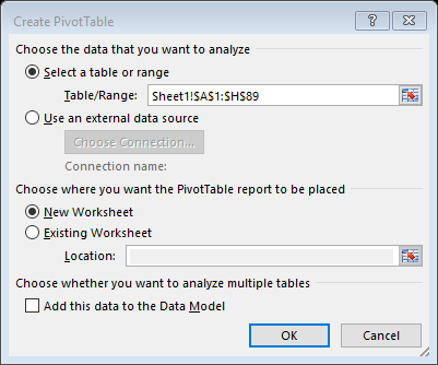 Tips for Analyzing Categorical Data in Excel