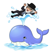 LEO Whales lift up others
