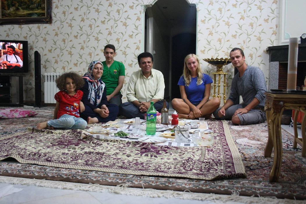 Staying with locals in Tehran, Iran. Would you like to know is there internet access in Iran?