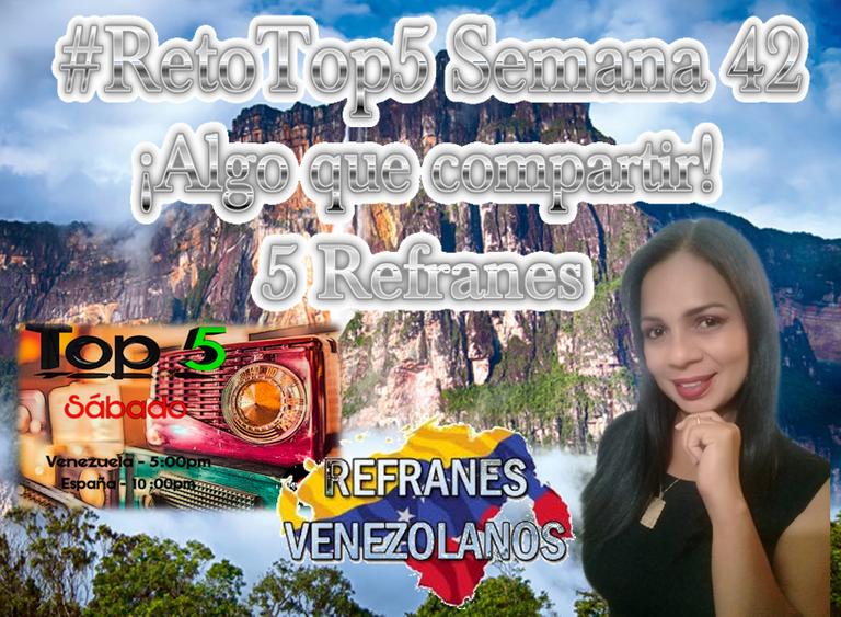 top 5 refranes venezolanos nanyuris figueroa.PNG