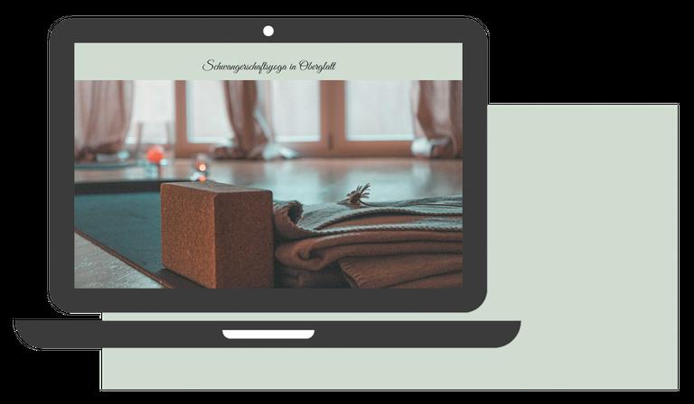 yoga webdesign