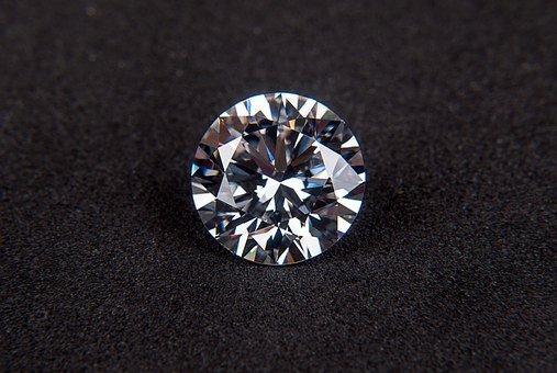 Diamond, Gem, Cubic Zirconia, Jewel