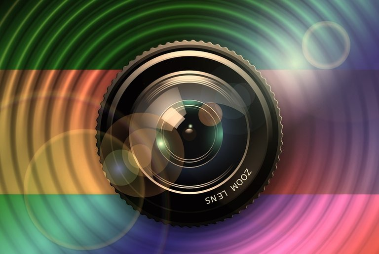 Lens, Camera, Photographer, Photo, Digital, Technology
