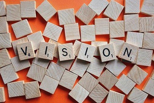 Vision, Mission, Goal, Target, Business