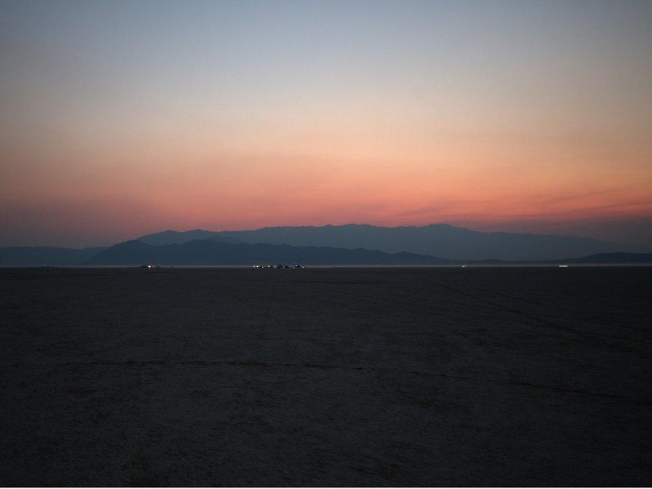 Playa at Dusk. ISO 100 at 4 sec. f/5.6
