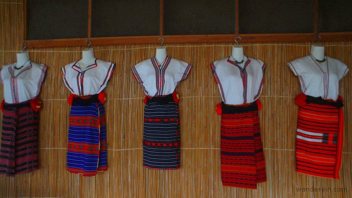 Ifugao women's wear