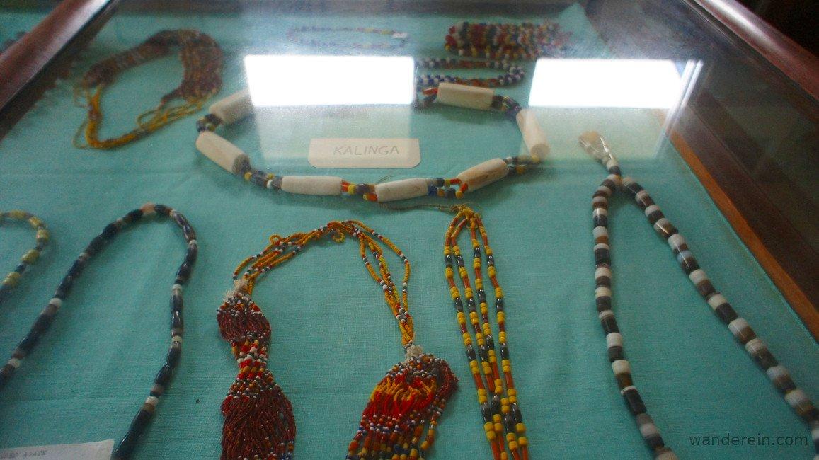 Bead Jewelry made of precious and semi-precious stones