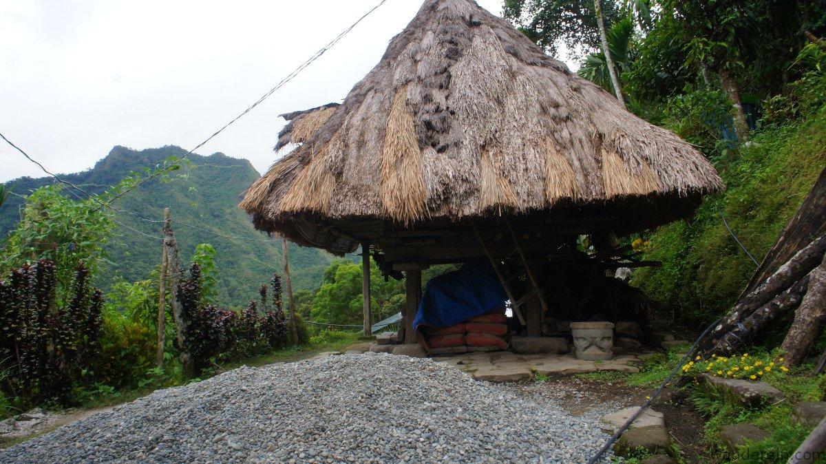 Ifugao Native Hut