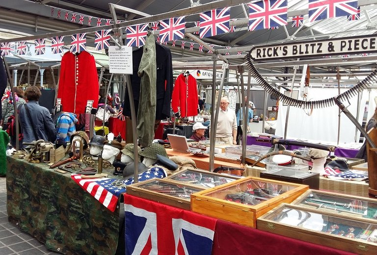 Greenwich Market Military Antiques.jpg
