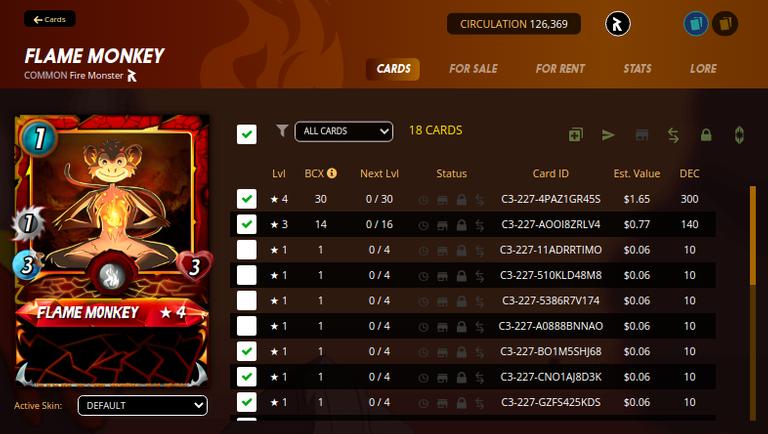 Screenshot at 2021-07-07 12-56-13 splinterlands anjanida Flame Monkey combine.png