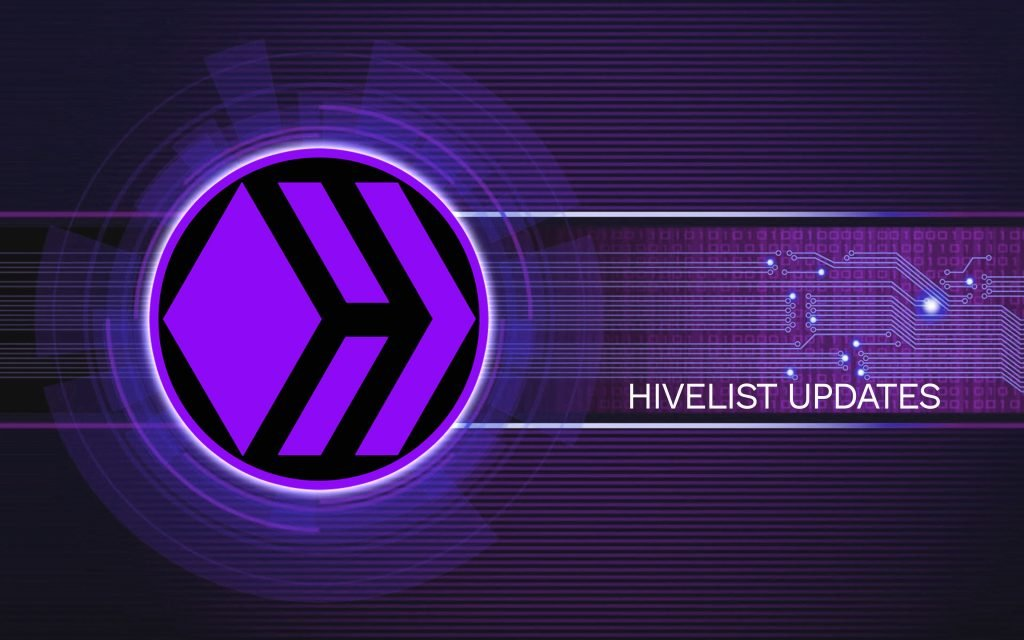 Hivelist Update Are Live - LIST Staking Club Update For May