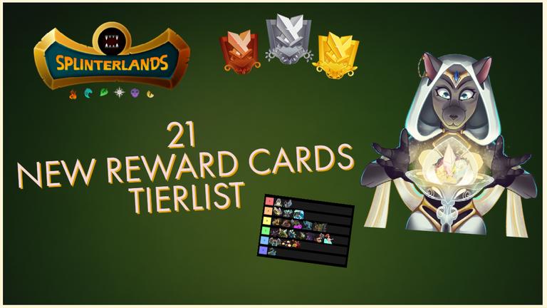 splinterlands reward cards tierlist.png
