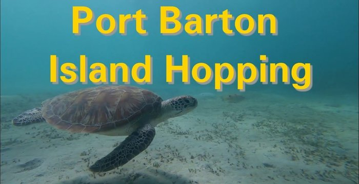 Port Barton Vlog Part 1: Island Hopping Itinerary & a Day at White Beach