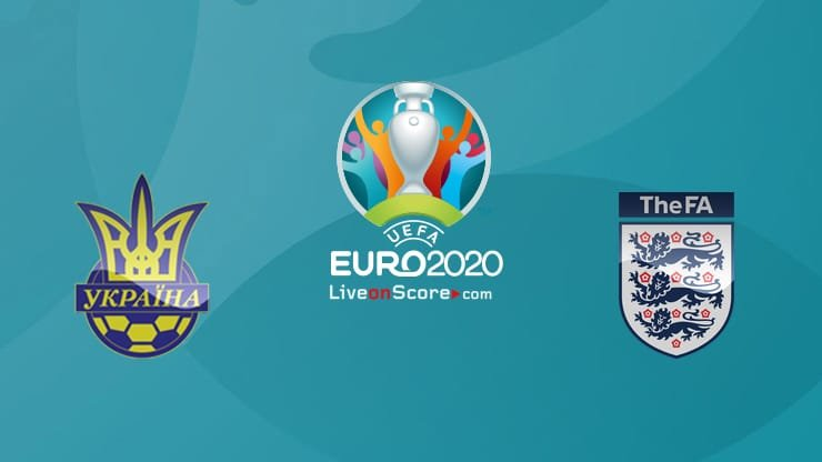 Euro2020 Ukraine vs England