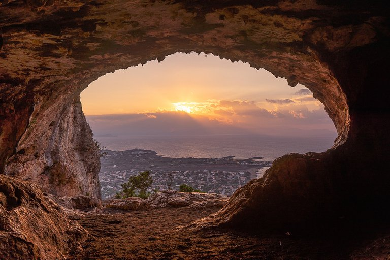 Lera Cave on the Vardies Mountain