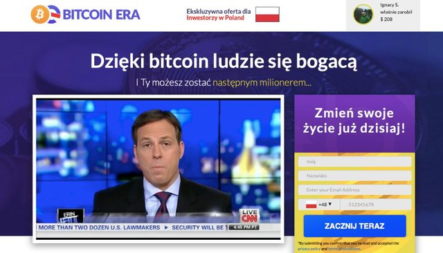 Bitcoin Era oszustwo