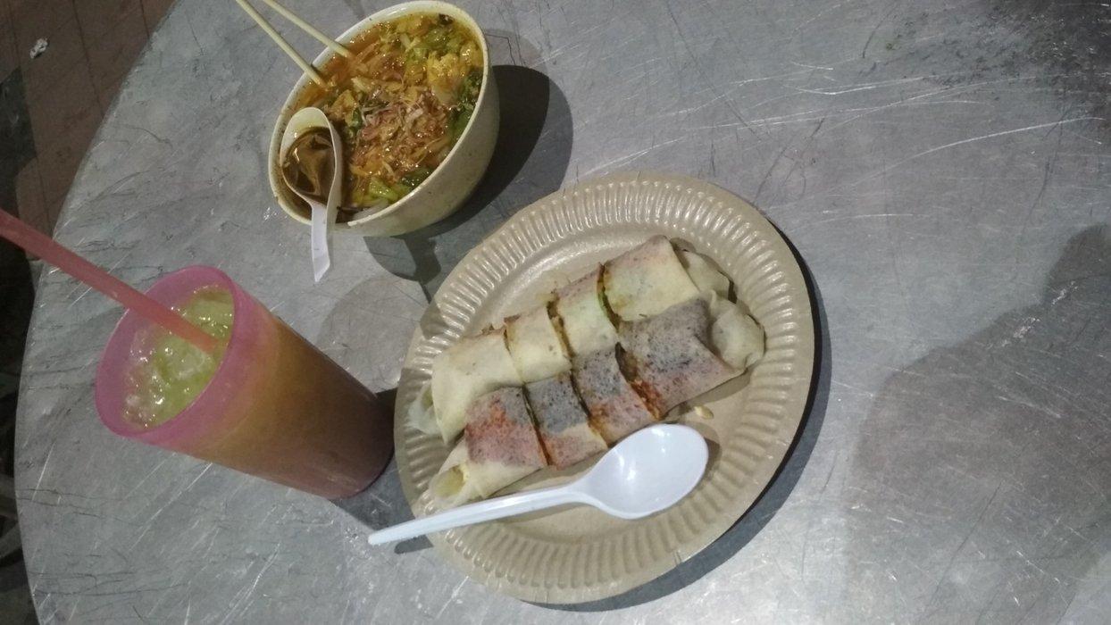 Dinner at Chulia Street