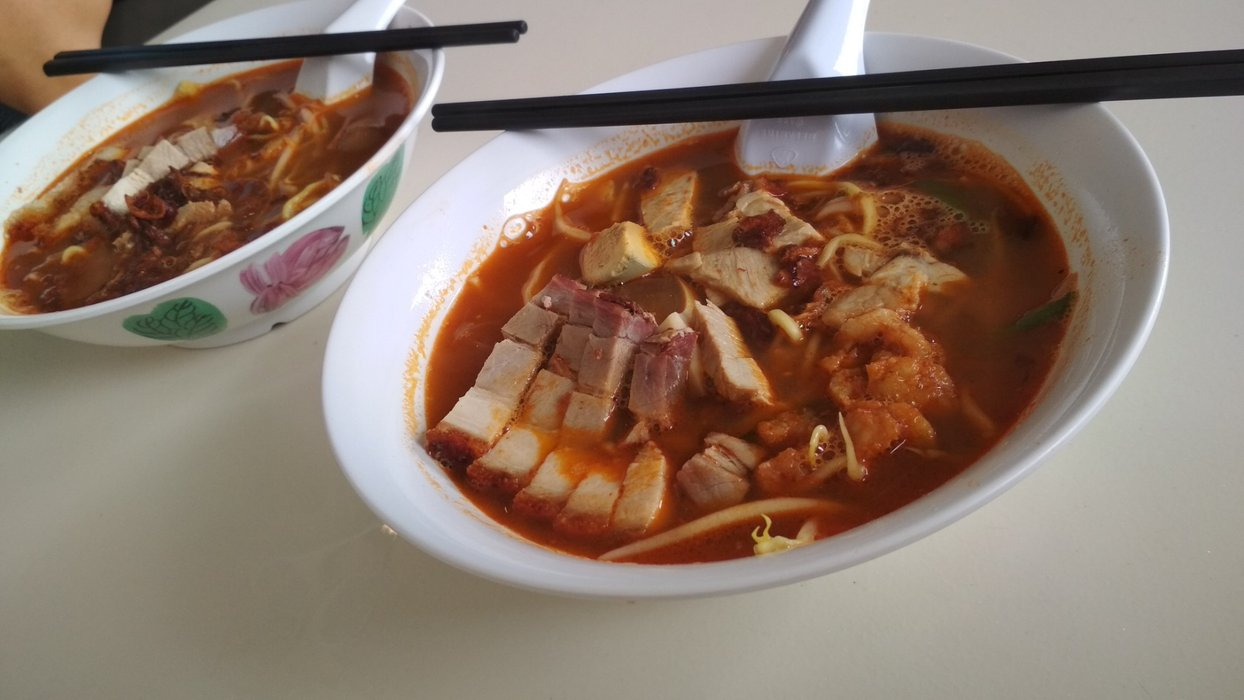 Prawn Noodle is one of the significant delicacies in Penang