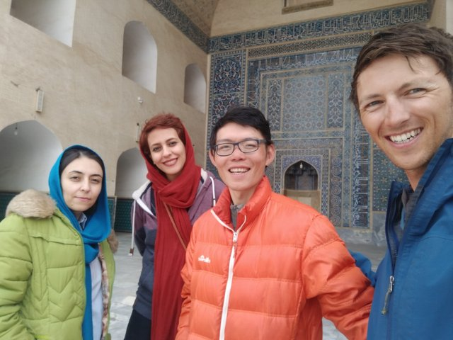 Kindness I encountered from strangers while travelling: Iran