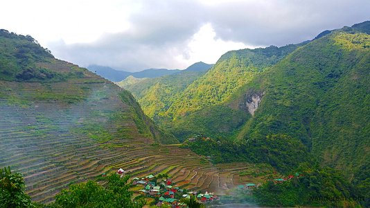 The Amphitheater View of Batad Rice Terraces: A Beginner's Trek to Awa View Deck
