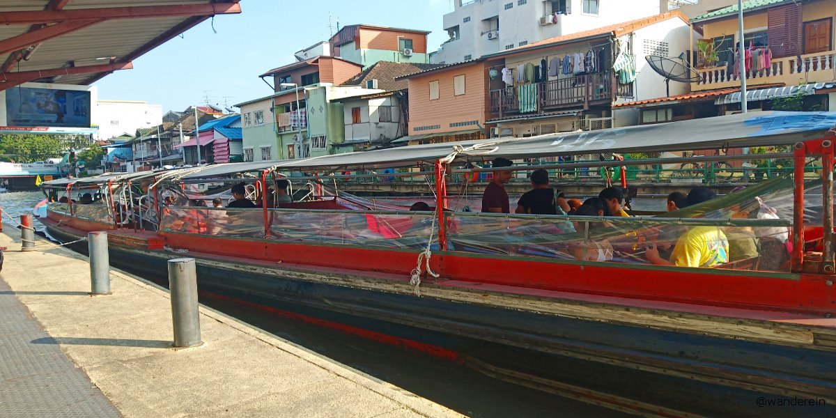 Super affordable and fun boat ride