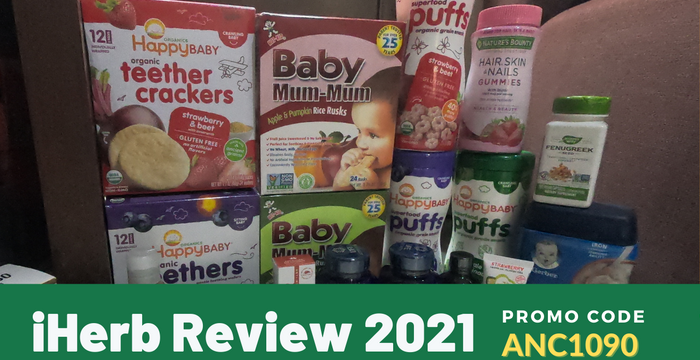 iHerb Philippines Review 2021 (Updated): Tips to Buy Health Products for a Cheaper Price