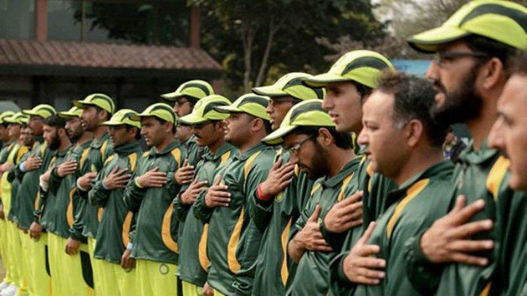 Image result for blind cricket team