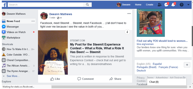 Steemit Experience Contest Proof of Share.png
