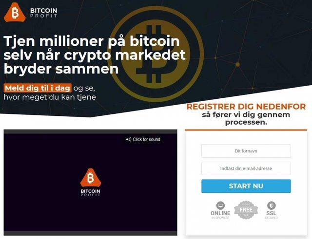 Bitcoin Profit - Svindel Eller Ikke?