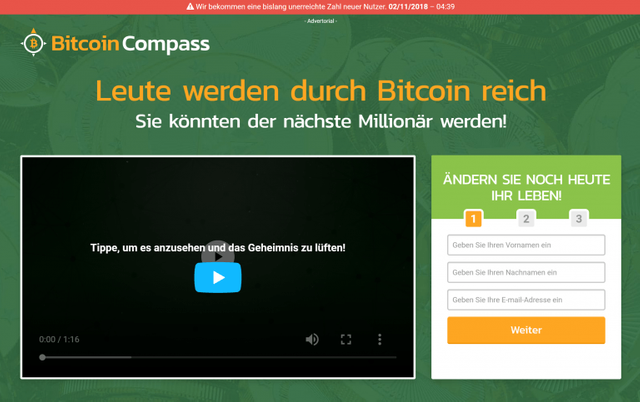 Bitcoin Profit Erfahrungen und Test