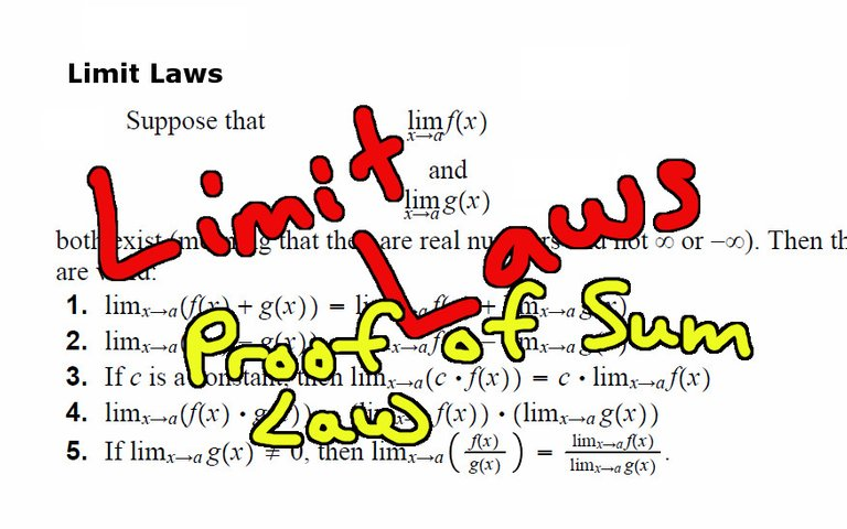 Limit Laws  Proof of Sum Law.jpg