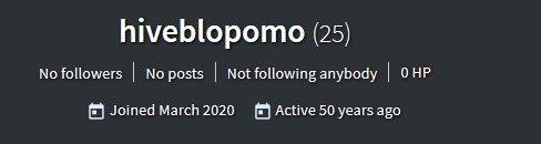 HiveBloPoMo account created.jpg