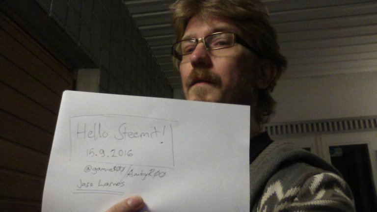 Hi! I'm Jaro and this is my introductory verification post!