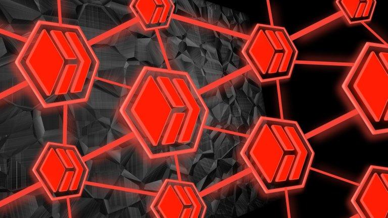 HIVE Logo Network by @doktormuslem