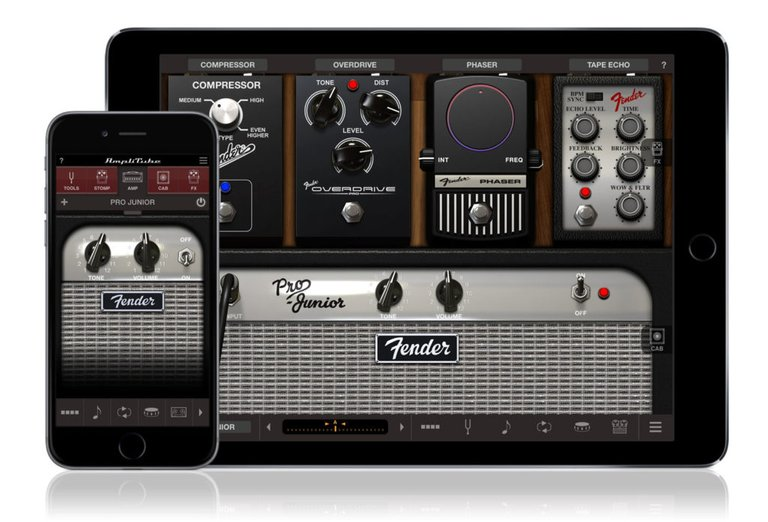 The ultimate collection of iconic classic Fender tube amps for Mac & PC