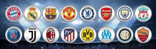 Europäische Super Liga (Quelle: Transfermarkt.de)