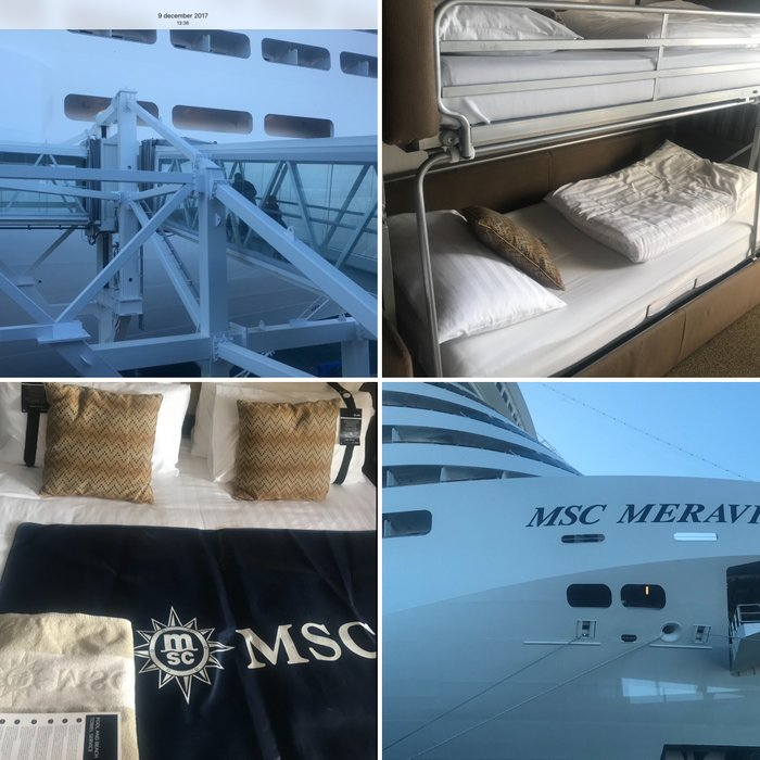 # My OWN pictures made on the ship and at boarding