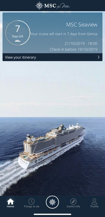 # source : my personal cruise ticket and app