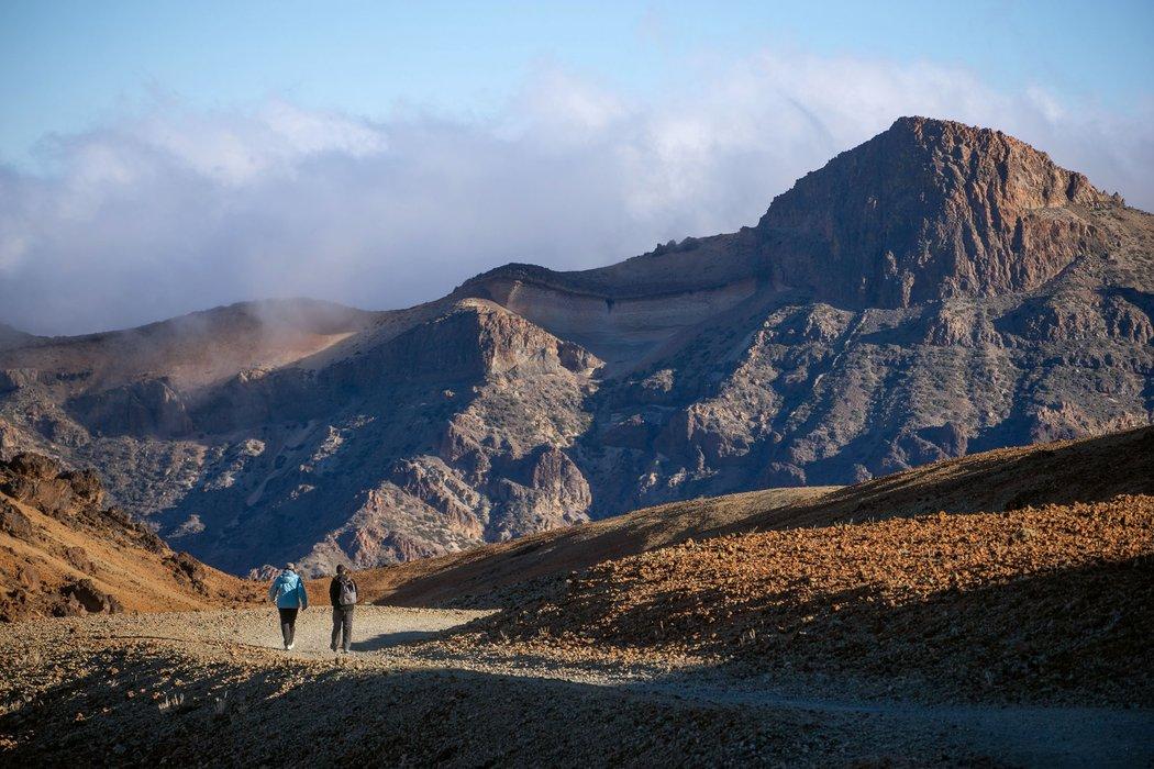Montaña Blanca Hike Tenerife