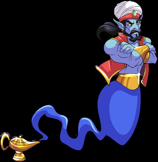 Sea Genie