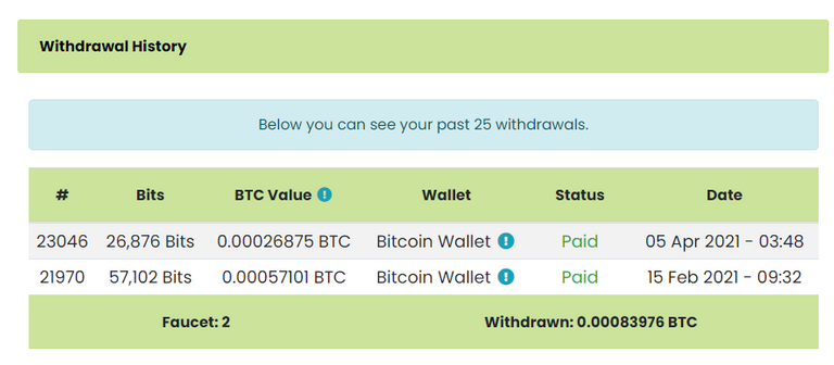 One More Payment Proof from GraBTC